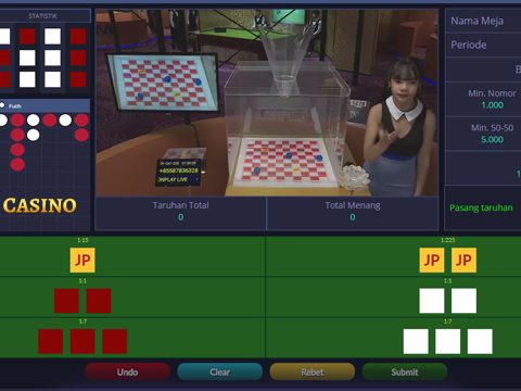 Live Games Casino Online Red White